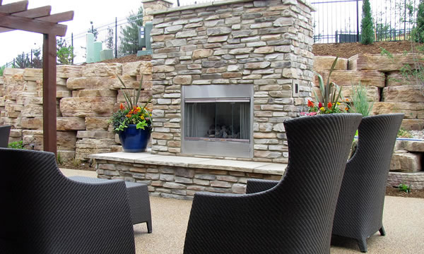 Fairfax California Fireplace and Chimney Construction Contractor