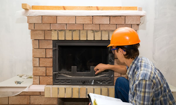 Fireplace Evaluations in Marin County, CA.