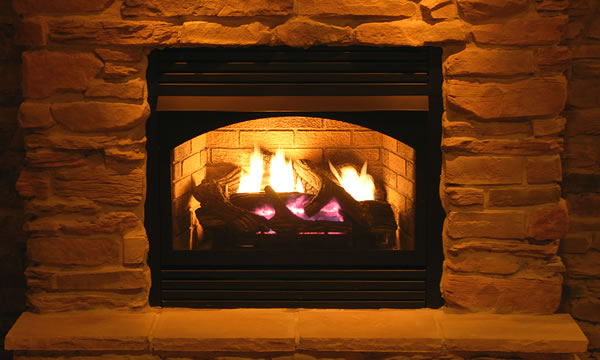 Gas Fireplace Log Sets Marin County
