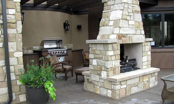 Corte Madera Fireplace and Chimney Construction Contractor.