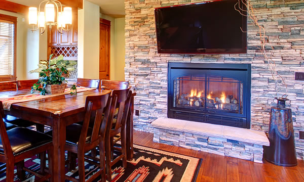 Novato, California Fireplace and Chimney Contractor.