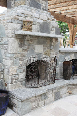 San Rafael Fireplace and Chimney Construction