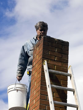Chimney Crown Repairs Marin County