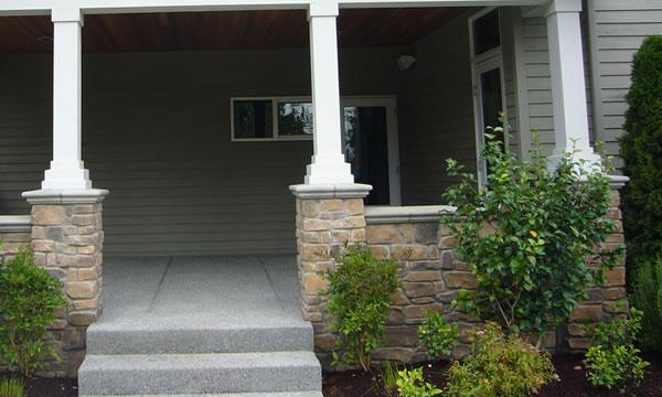 Brick Block and Stone Masonry Contractor in Marin County.