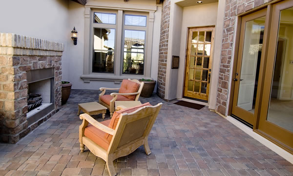 Decorative Stone Work Contractor in Marin County.